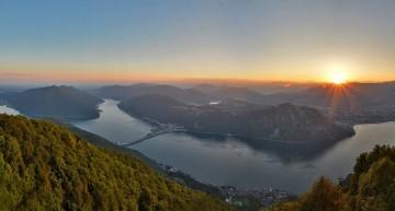 Sighignola Balcone d'Italia luogo del cuore  del FAI a Lanzo Intelvi